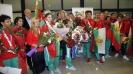 Младите олимпийци се прибраха в България