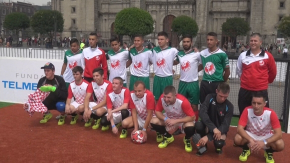 България разгроми Хърватия на футбол