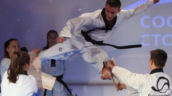Уникален спектакъл в чест на София2018-Европейска столица на спорта