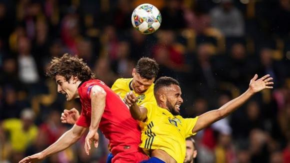 Турция - Швеция 0:1