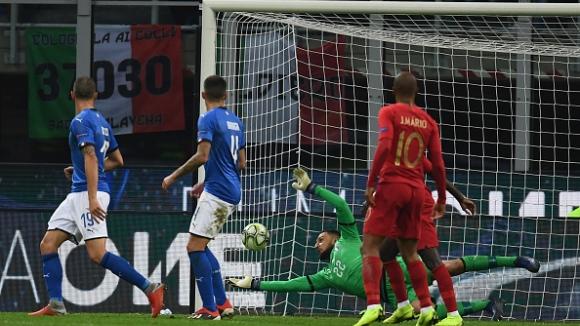 Италия - Португалия 0:0
