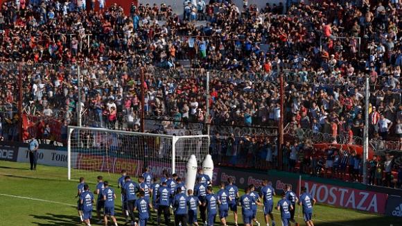 Аржентина тренира пред повече от 15 000 деца