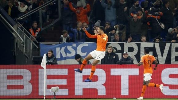 ПП Германия - Холандия 2:0
