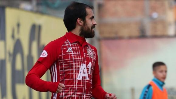 Тиаго даде аванс на ЦСКА-София срещу Верея