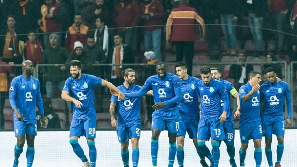 Порто повали Галатасарай в голов трилър в Истанбул