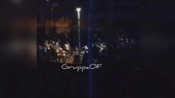 Организиран бой между феновете на Шалке и Локо (Москва) след мача от ШЛ