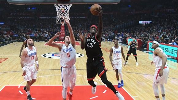 Торонто нанесе най-тежкото поражение на ЛА Клипърс през този сезон
