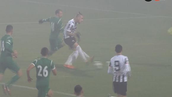 Посинкович довърши Ботев (Враца) с трети гол