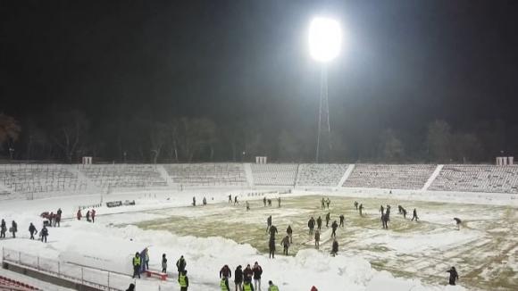 Мач ще има! Ето на какви условия ще играят ЦСКА-София и Ботев (Пловдив)
