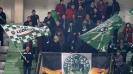 Феновете на Лудогорец са доволни от изравняването в мача с Цюрих