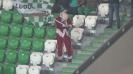 И Дядо Коледа в агитката на Лудогорец срещу Цюрих
