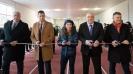 Министър Кралев откри обновените закрити атлетически писти в Пловдив