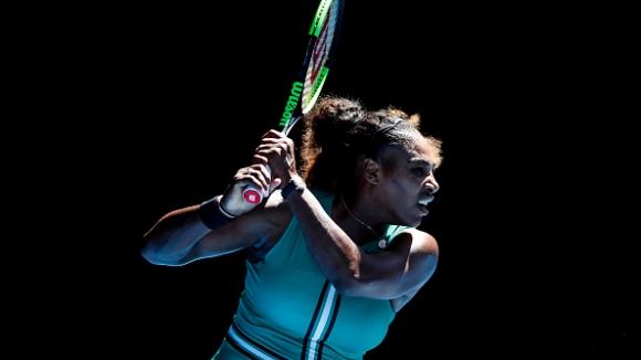 """Серина Уилямс с безпроблемна победа на """"Australian open"""", Нишикори също продължава напред"""