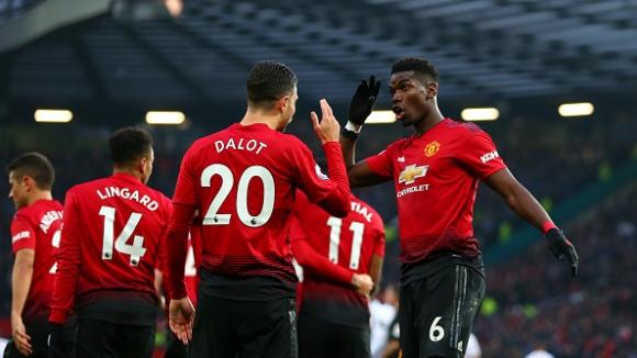 Манчестър Юнайтед - Брайтън 2:1