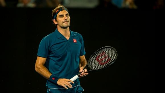 """Шампионът Федерер отпадна от ''Australian open"""""""