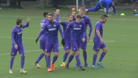 Етър - Динамо (Загреб) 1:0