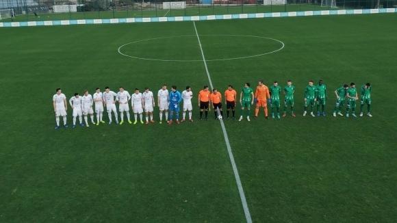 Берое изпусна победата срещу унгарци