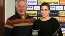 Тайбе Юсеин е спортист на годината на СК Левски