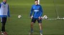 Йодегор и Н'Кололо продължават тренировки с Левски в Кипър