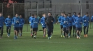 Всички в Левски тренират на пълни обороти