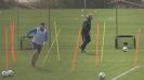 Цялата група на Левски тренира след контролата с УФА