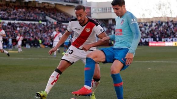 Гризман пак измъкна Атлетико Мадрид