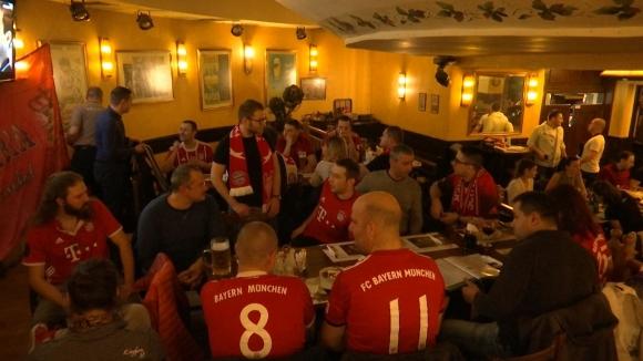Феновете на Байерн в България очакват тежки мачове с Ливърпул