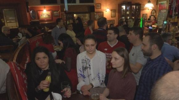 Българските фенове на Ливърпул са настроени за победа над Байерн