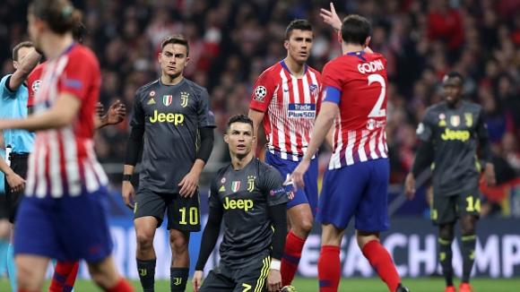 Атлетико Мадрид - Ювентус 2:0