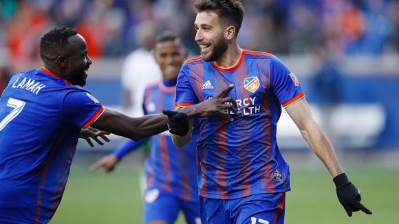 Синсинати с първа историческа победа в MLS