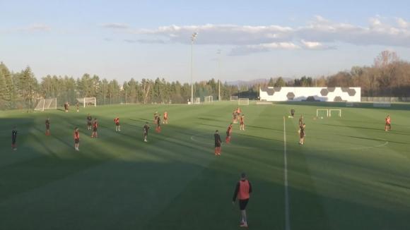 Националите започнаха подготовка за първите двубои от европейските квалификации