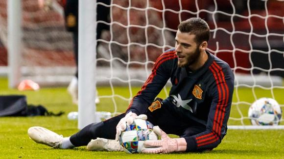 Испания с първа тренировка преди евроквалификациите
