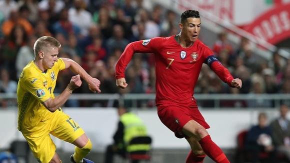 Португалия - Украйна 0:0