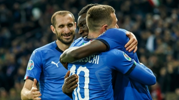 Италия - Финландия 2:0