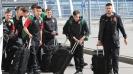 Младежите отлетяха за лагер в Испания