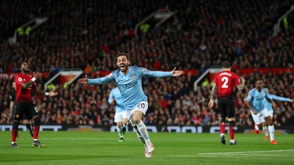 Манчестър Юнайтед - Манчестър Сити 0:2