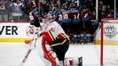 Калгари е опрян до стената в плеойофите на НХЛ