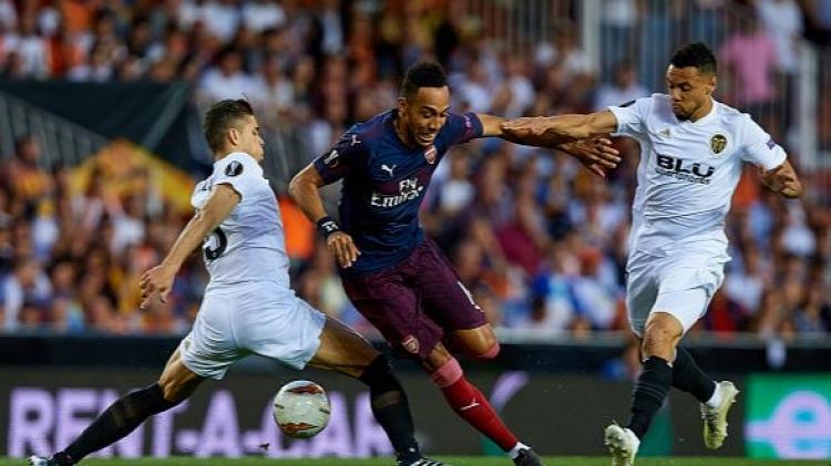 Валенсия - Арсенал 2:4