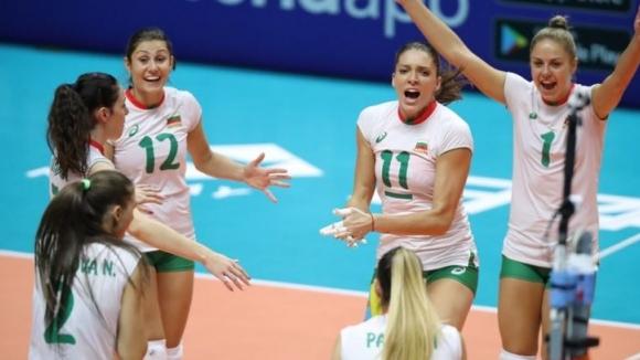 България взе само гейм на Япония при дебюта си в Лигата на нациите