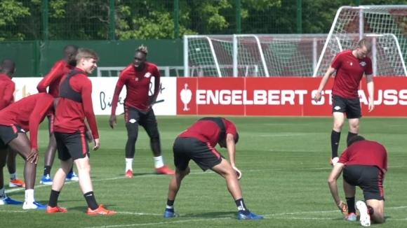 Лайпциг се готви за съботния финал за купата на Германия срещу Байерн