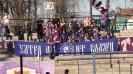 """Феновете на Етър на стадиона в """"Овча купел"""""""