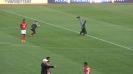 Физиотерапевтът на ЦСКА-София направи челна стойка на Националния стадион