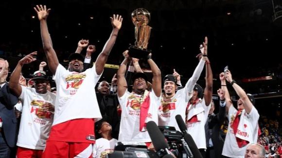 Първа титла за Торонто в НБА