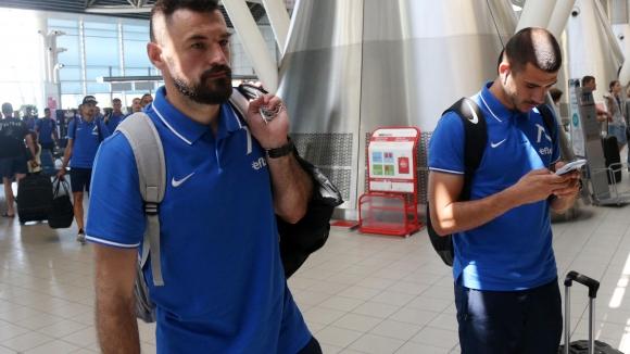 Новите попълнения на Левски отпътуваха с отбора за Австрия