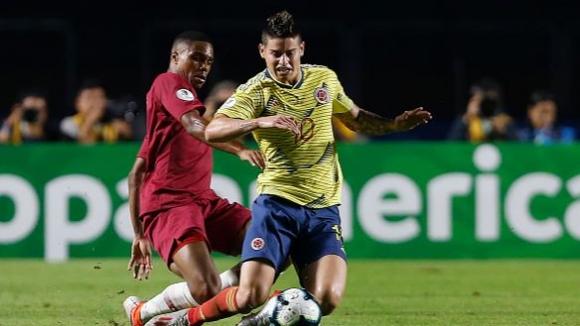 Колумбия се класира за четвъртфиналите на Копа Америка