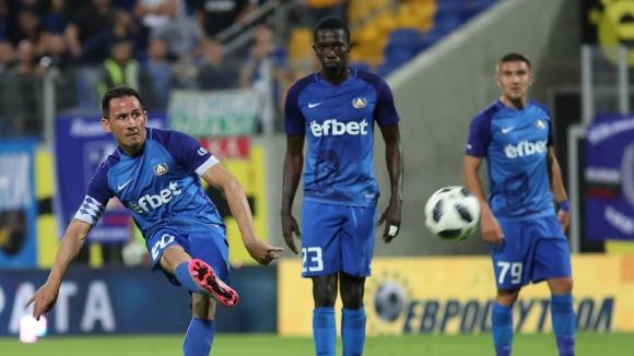 Левски - Ред Бул Брагантино 0:1