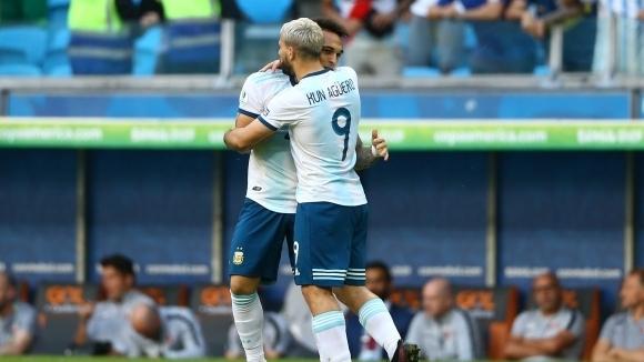 Аржентина победи и е на 1/4-финалите на Копа Америка