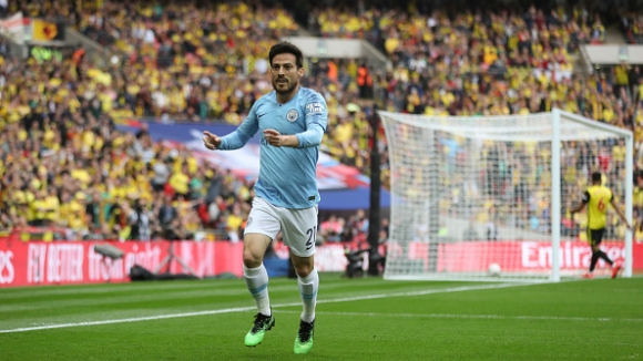 Давид Силва напуска Манчестър Сити след края на следващия сезон