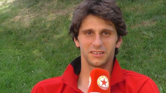 Диего Фабрини: В Италия футболът е религия, ЦСКА е най-добрият отбор в България