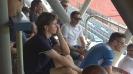 Патрашку гледа мача със Зенит с играчи извън групата